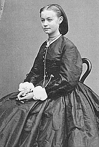 Agathe Backer Grøndahl by Public domain