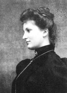 Alma Mahler-Werfel by Public domain