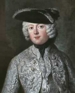Prinzessin Amalia von Preussen als Amazone by Antoine Pesne / Public domain