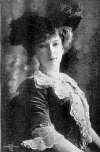 Cecile Chaminade by Public domain