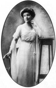 Dora Pejacevic by Public domain