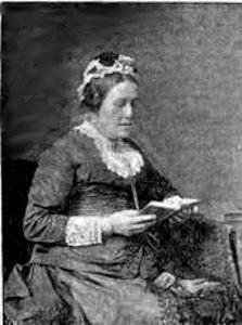Elizabeth Stirling by Frederick Albert Bridge (1841-1917) / Public domain