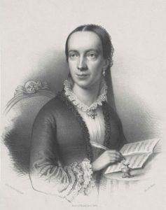Emilie Mayer by Public domain