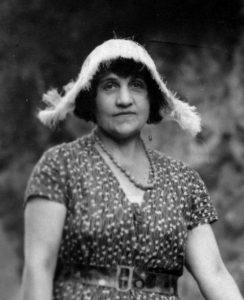 Zofia Ossendowska by Public domain