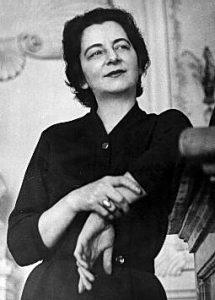 Grazyna Bacewicz by Public domain