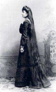Helen Buchholtz by Public domain