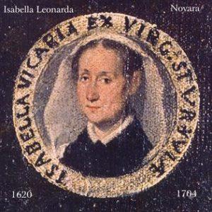 Isabella Leonarda by Public domain