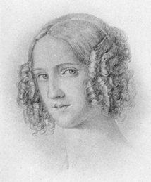 Josephine Caroline Lang by Public domain