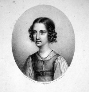 Leopoldine Blahetka by Adolph Kunike / Public domain