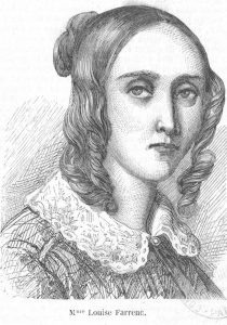 Louise Farrenc by Anonymous artist / Public domain