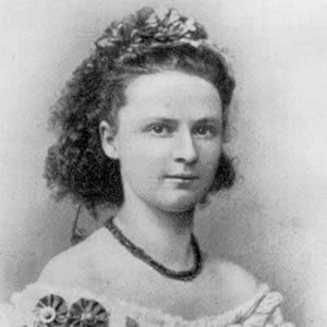 Luise Adolpha Le Beau 1872 by Public domain