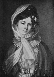 Maria Szymanowska by Deutsch: Gemälde im Musée Mieckewicz in Paris (1932). / Public domain