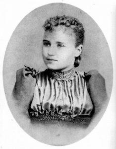 Otilie Suková by Public Domain
