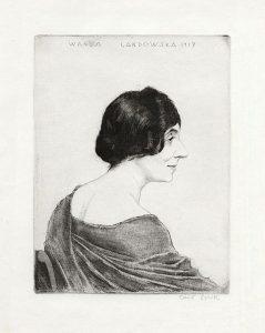 Wanda Landowska by Emil Orlík / Public domain